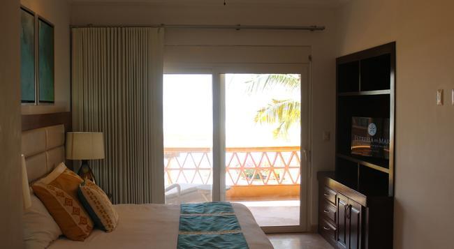 Estrella Del Mar Golf Condos & Beach Resort Mazatlan - Mazatlan - Bedroom