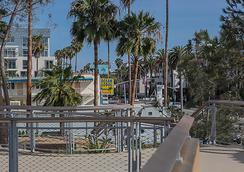 Ocean Lodge Santa Monica Beach Hotel - Santa Monica - Outdoor view