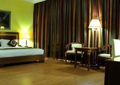 Nomad Palace Hotel - Nairobi - Bedroom