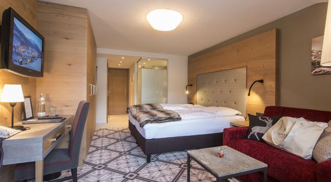 Hotel Valentin - Sölden - Bedroom