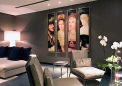 Tryp by Wyndham Antwerp - Antwerp - Lounge