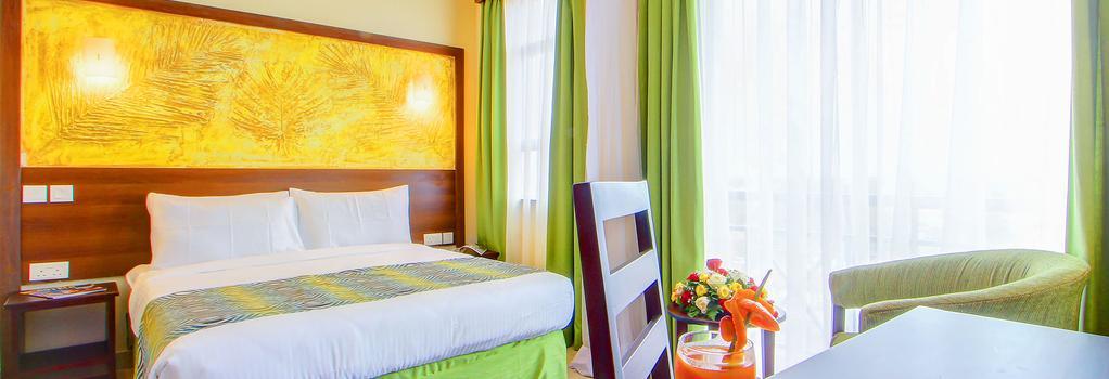 Vittoria Suites - Kisumu - Kisumu - Bedroom