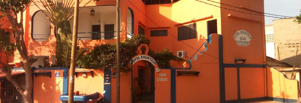 Hotel Equateur - Lome - Building