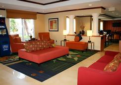 Fairfield Inn and Suites by Marriott Orlando Near Universal Orlando Resort - Orlando - Lobby