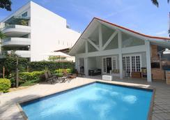 Ref House Barra Da Tijuca - Rio de Janeiro - Pool