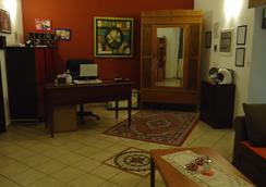 Hotel Trieste - Catania - Lobby