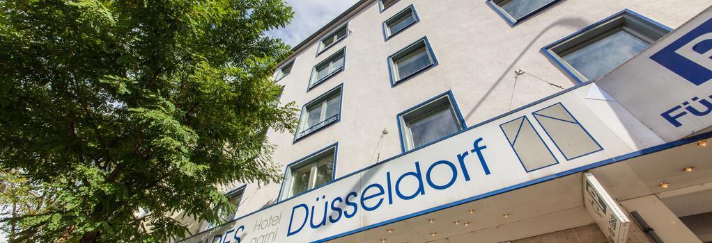 Hotel Antares Düsseldorf - Dusseldorf - Outdoor view