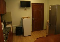 Sanders Hostel - Moscow - Kitchen