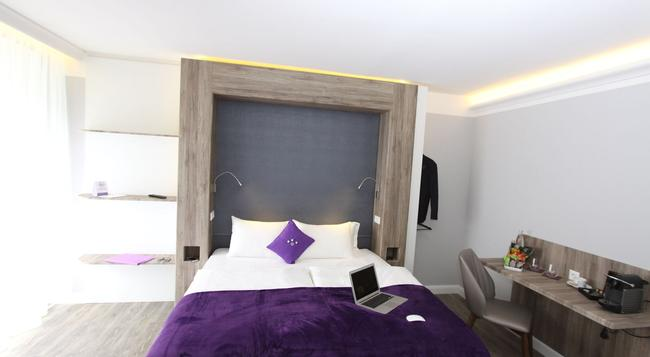 Stay City Hotel Dortmund - Dortmund - Bedroom