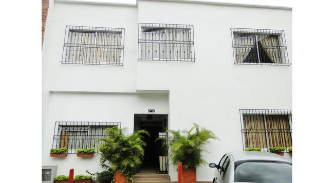 Arco Apartasuites - Cali - Building
