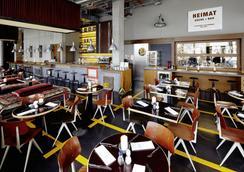 25hours Hotel Hamburg HafenCity - Hamburg - Restaurant