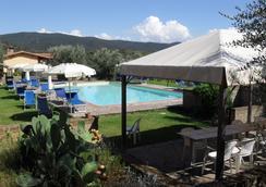 Agriturismo Val di Nappo - Castiglione della Pescaia - Pool