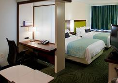 SpringHill Suites by Marriott Alexandria Old Town Southwest - Alexandria - Bedroom