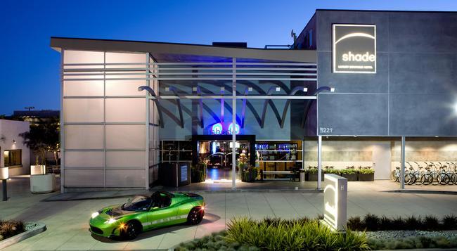 Shade Hotel - Manhattan Beach - Building