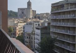 Hotel Ultonia - Girona - Outdoor view