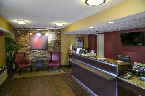 Red Roof Inn Greenville - Greenville - Lobby