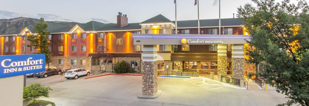 Comfort Inn & Suites Durango - Durango - Building