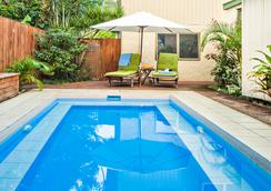The Cooks Oasis Holiday Villas - Rarotonga - Pool