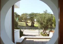 Hotel Magnolia - Vieste - Outdoor view
