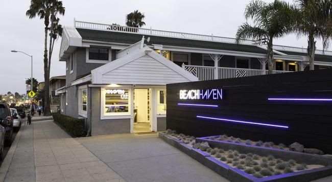 Beach Haven Inn - San Diego - Building
