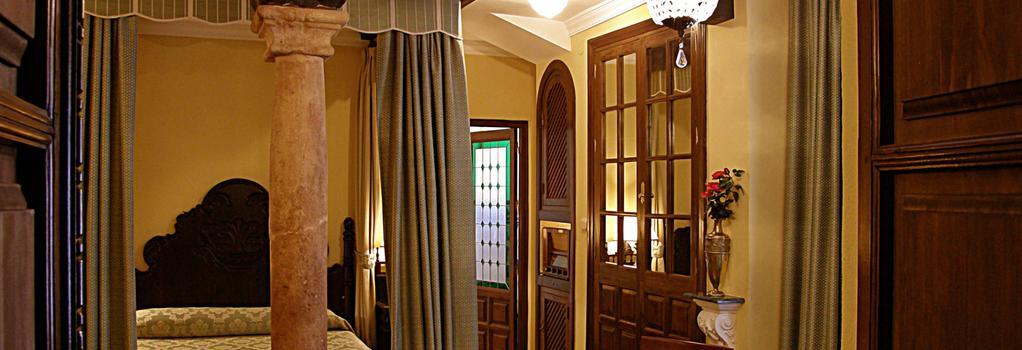 Hotel San Gabriel - Ronda - Bedroom