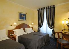 Hotel Quattro Fontane - Rome - Bedroom