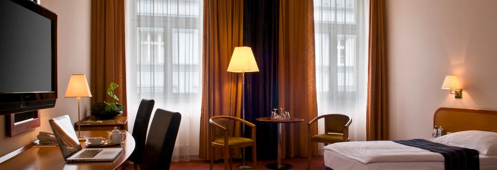 Imperial Hotel Ostrava - Ostrava - Bedroom