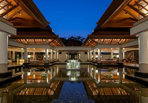 Banyan Tree Et Choeng Thale Lobby