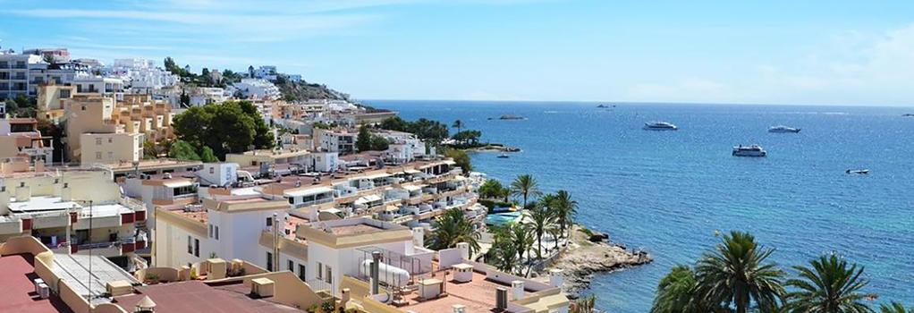 Hotel Don Quijote - Ibiza - Outdoor view