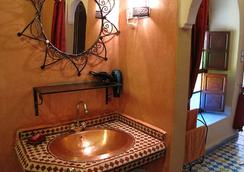 Riad Dar Tamlil - Marrakesh - Bathroom