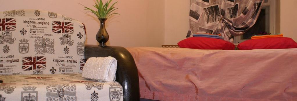Hostel Leningradsky Prospect - Moscow - Bedroom