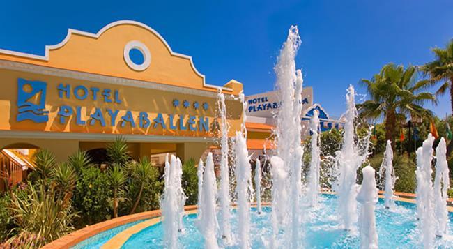 Playaballena Spa Hotel - Rota - Building