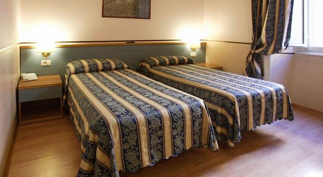 Hotel Lazzari - Rome - Bedroom