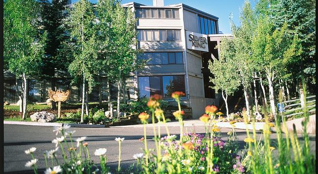 Silver King Hotel - Park City - Building