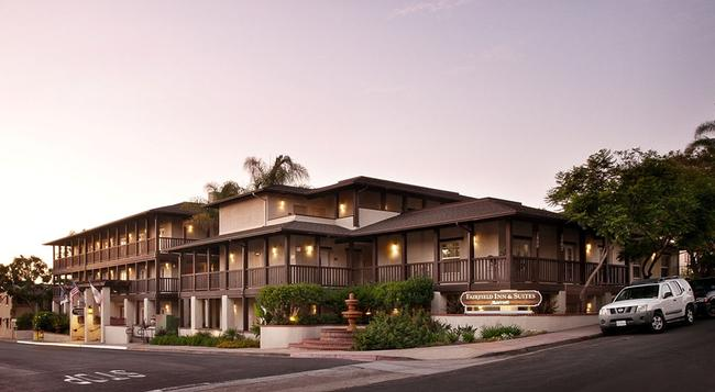 Fairfield Inn and Suites by Marriott San Diego Old Town - San Diego - Building