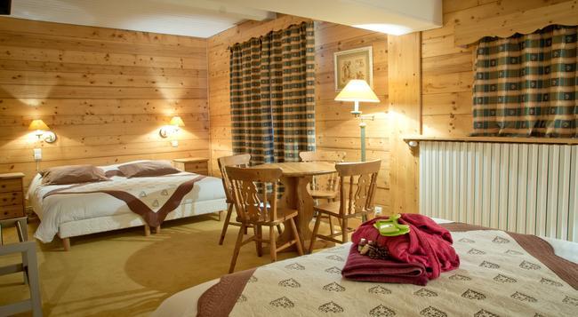 Arbois Bettex - Saint-Gervais-les-Bains - Bedroom