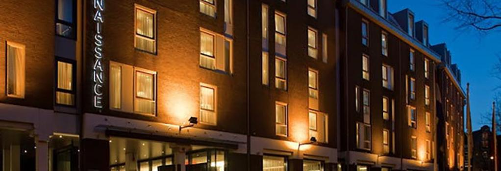 Renaissance Amsterdam Hotel - Amsterdam - Building