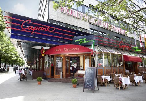 Hollywood Media Hotel - Berlin - Restaurant