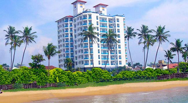Global Towers Hotel & Apartments - Colombo - Building