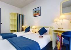 Hotel Le Lausanne - Nice - Bedroom