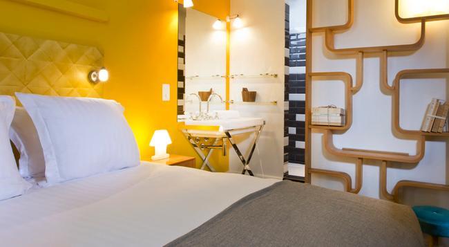 1er Étage - Paris - Bedroom