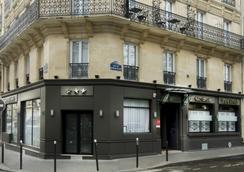 Gardette Park Hotel - Paris - Building