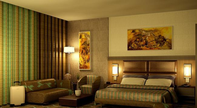 Danat Residence - Abu Dhabi - Bedroom