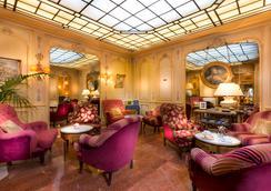 Hotel Belfast - Paris - Lobby