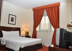 Danat Century Hotel Apartments - Abu Dhabi - Bedroom