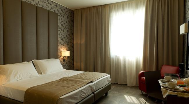 Klima Hotel Milano Fiere - Milan - Bedroom