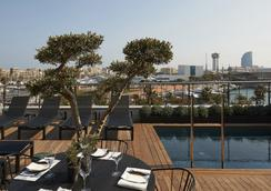 The Serras Hotel Barcelona - Barcelona - Pool