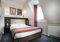 Hotel Elysées Céramic - Paris - Bedroom