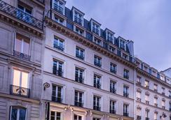 Hotel le Lavoisier - Paris - Outdoor view