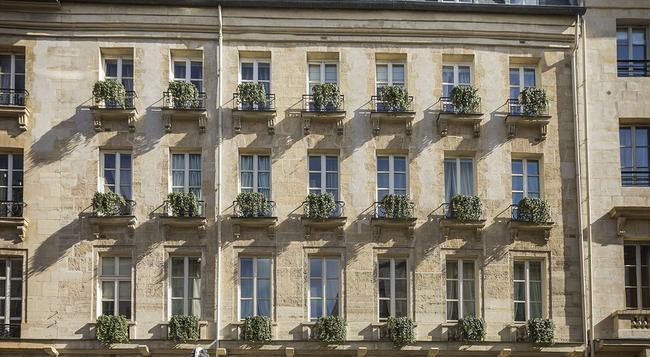 Odeon Hotel - Paris - Building